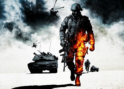 Battlefield, Battlefield Bad Company 2, games - related desktop wallpaper