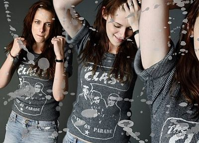 women, Kristen Stewart, celebrity - desktop wallpaper