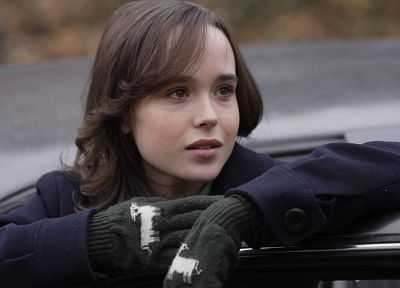 women, Ellen Page, actress, Smart People - desktop wallpaper