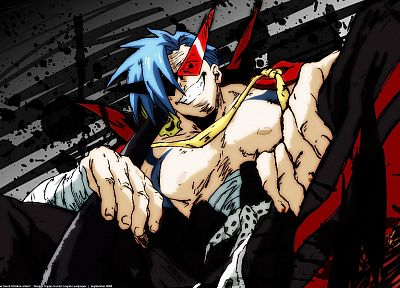 Kamina, Tengen Toppa Gurren Lagann - newest desktop wallpaper