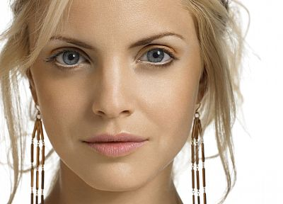 blondes, women, actress, Mena Suvari, faces - desktop wallpaper