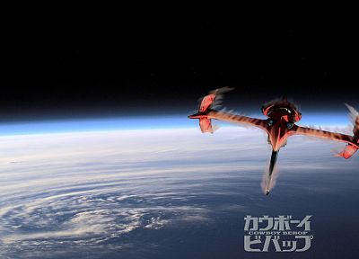 Cowboy Bebop, Swordfish II - related desktop wallpaper