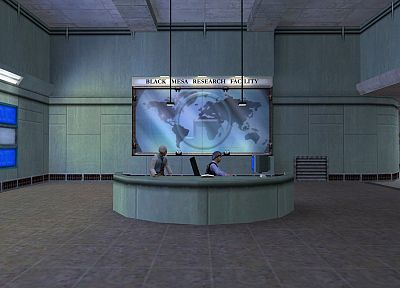 video games, Half-Life, Black Mesa - related desktop wallpaper