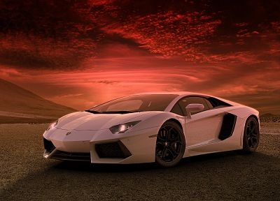 cars, Lamborghini Aventador - related desktop wallpaper