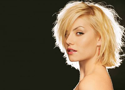 blondes, women, Elisha Cuthbert, actress, celebrity, faces - related desktop wallpaper