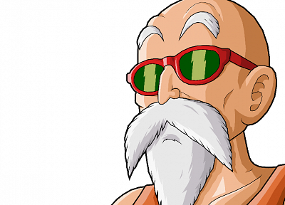 Master Roshi, Dragon Ball Z - random desktop wallpaper
