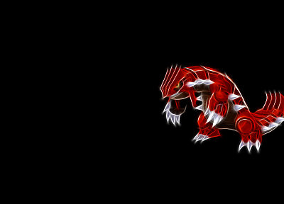 Pokemon, Groudon - desktop wallpaper