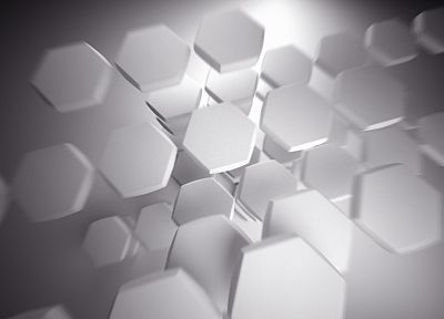 hexagon - random desktop wallpaper