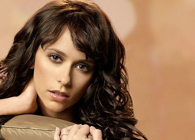 brunettes, women, stars, actress, Jennifer Love Hewitt - related desktop wallpaper