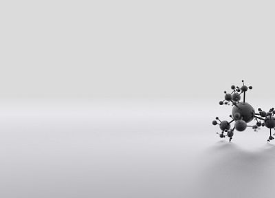 abstract, minimalistic, atomic, fractals, atom, digital art, photo manipulation - related desktop wallpaper