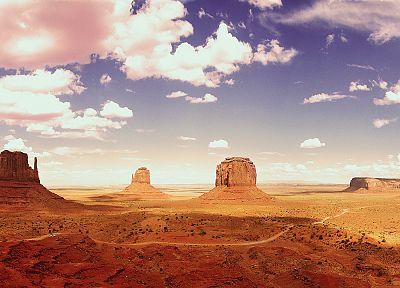 landscapes, deserts, Monument Valley - related desktop wallpaper