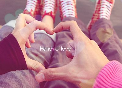 love, hands, lovers - random desktop wallpaper