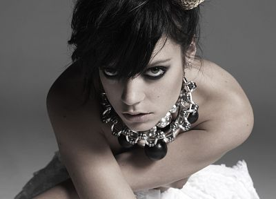 Lily Allen - random desktop wallpaper