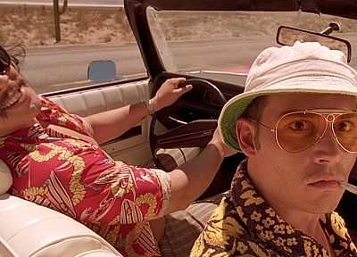 Fear and Loathing in Las Vegas, Johnny Depp - random desktop wallpaper