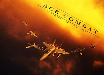 Ace Combat - desktop wallpaper