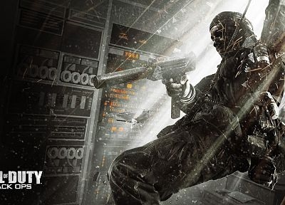 video games, Call of Duty: Black Ops - related desktop wallpaper