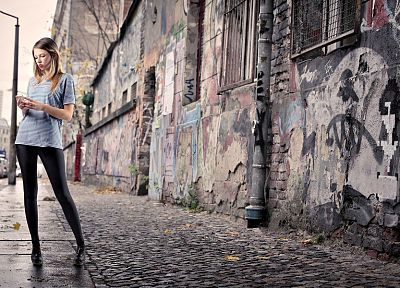 legs, women, streets, teen, lips, leggings, TagNotAllowedTooSubjective - desktop wallpaper