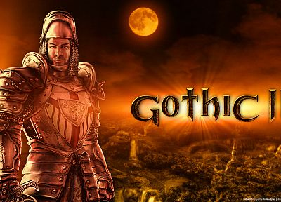 Gothic II - random desktop wallpaper