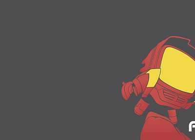 FLCL Fooly Cooly, Canti, simple background - random desktop wallpaper