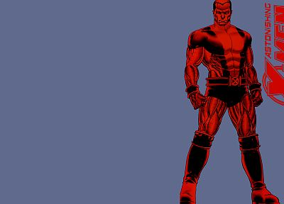 comics, X-Men, colossus - desktop wallpaper