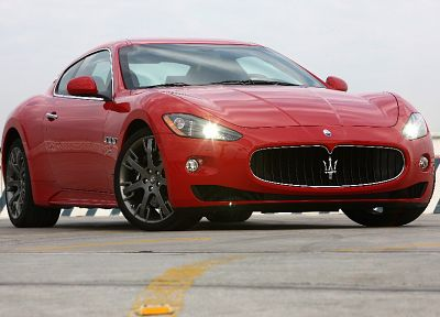 Maserati, vehicles - random desktop wallpaper