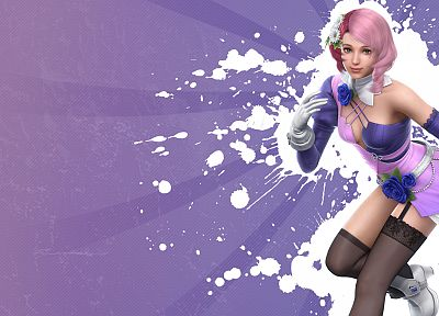 Tekken, Alisa Boskonovitch - random desktop wallpaper