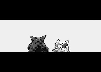 Pokemon, Gengar, Nidoran - random desktop wallpaper