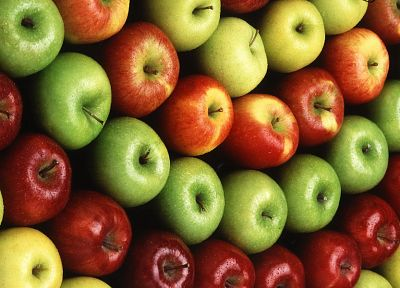 multicolor, fruits, apples - related desktop wallpaper