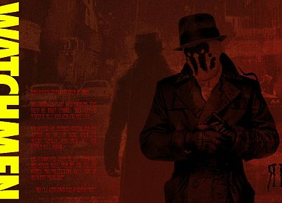 Watchmen, Rorschach - random desktop wallpaper