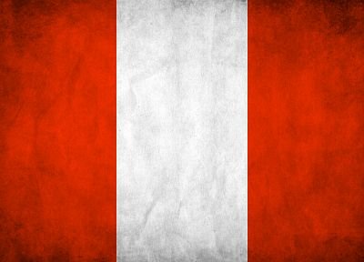 grunge, flags, Peru - related desktop wallpaper