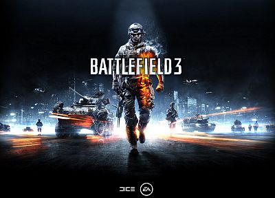 video games, Battlefield, EA Games, Battlefield 3 - related desktop wallpaper