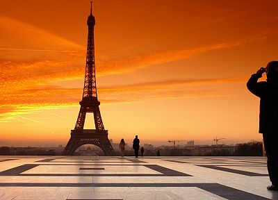 Eiffel Tower, Paris, cityscapes - related desktop wallpaper