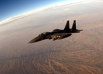aircraft, military, vehicles, F-15 Eagle - related desktop wallpaper