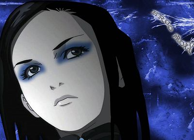 Ergo Proxy, Re-l Mayer, anime, anime girls - related desktop wallpaper