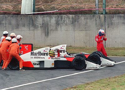 Dune 1984, Formula One, Ayrton Senna, McLaren, Alain Prost, Suzuka Circuit, 1989 - related desktop wallpaper