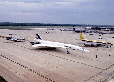 aircraft, Concorde - related desktop wallpaper
