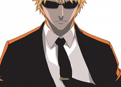 Bleach, Kurosaki Ichigo, sunglasses - related desktop wallpaper
