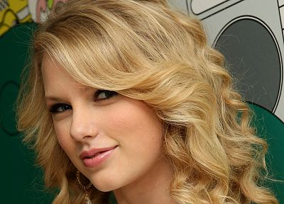 blondes, women, Taylor Swift, celebrity, singers - random desktop wallpaper
