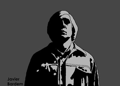 No Country for Old Men, Javier Bardem - random desktop wallpaper