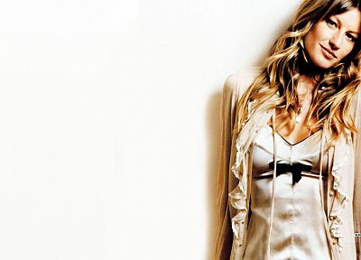 women, Gisele Bundchen - random desktop wallpaper
