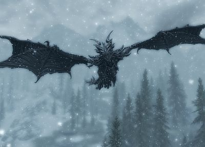 video games, The Elder Scrolls V: Skyrim - related desktop wallpaper