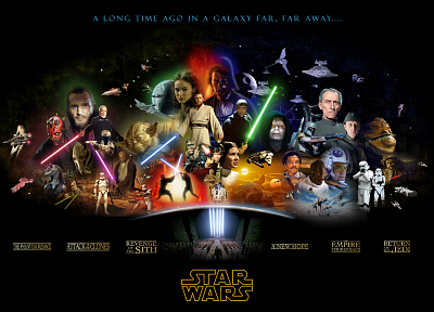 Star Wars, Darth Maul, Darth Vader, Boba Fett, Luke Skywalker, Leia Organa, Anakin Skywalker, Yoda, Jango Fett, Jar Jar Binks, Obi-Wan Kenobi, Star Wars: The Empire Strikes Back, Revenge of the Sith, Star Wars: The Phantom Menace, Mace Windu - related desktop wallpaper