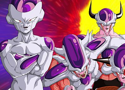 Frieza, Dragon Ball Z - random desktop wallpaper