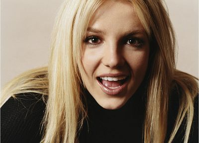 blondes, women, Britney Spears, singers - random desktop wallpaper