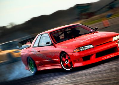 cars, vehicles, Nissan Skyline R32 - popular desktop wallpaper