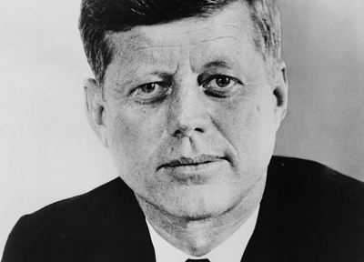 presidents, John F. Kennedy - random desktop wallpaper
