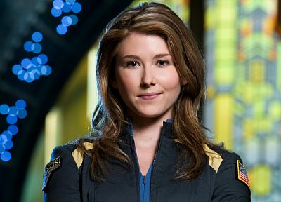 Stargate Atlantis, Jewel Staite - random desktop wallpaper