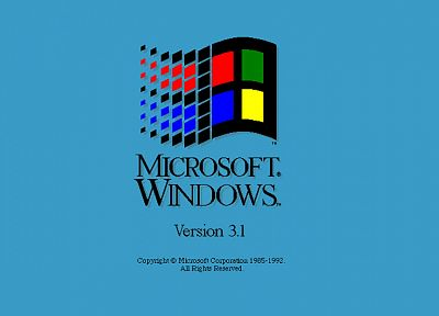Microsoft Windows - desktop wallpaper