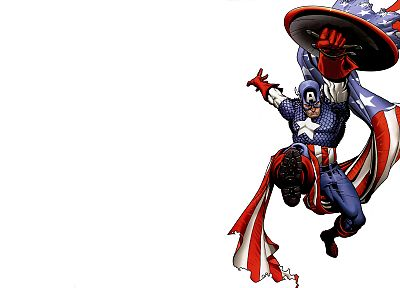 Captain America, Marvel Comics - related desktop wallpaper