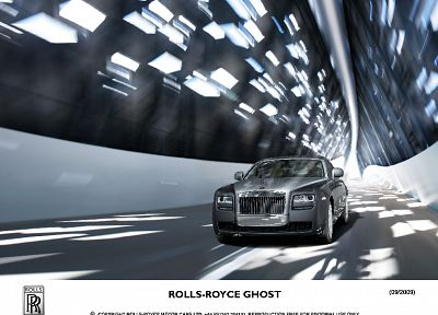 cars, Rolls Royce Ghost - random desktop wallpaper